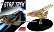 Star Trek Official Starships Collection #081 Xindi Reptilian Warship Eaglemoss